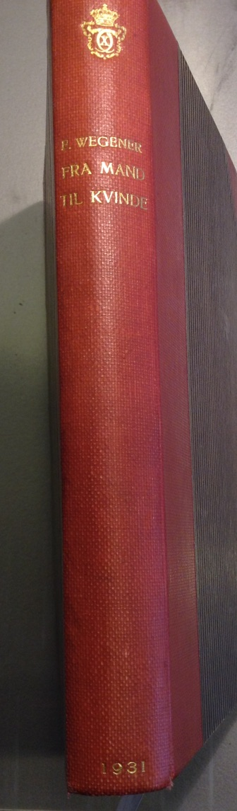 The Royal Library binding of the Danish edition.