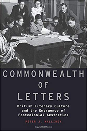 Cover of Commonwealth of Letters