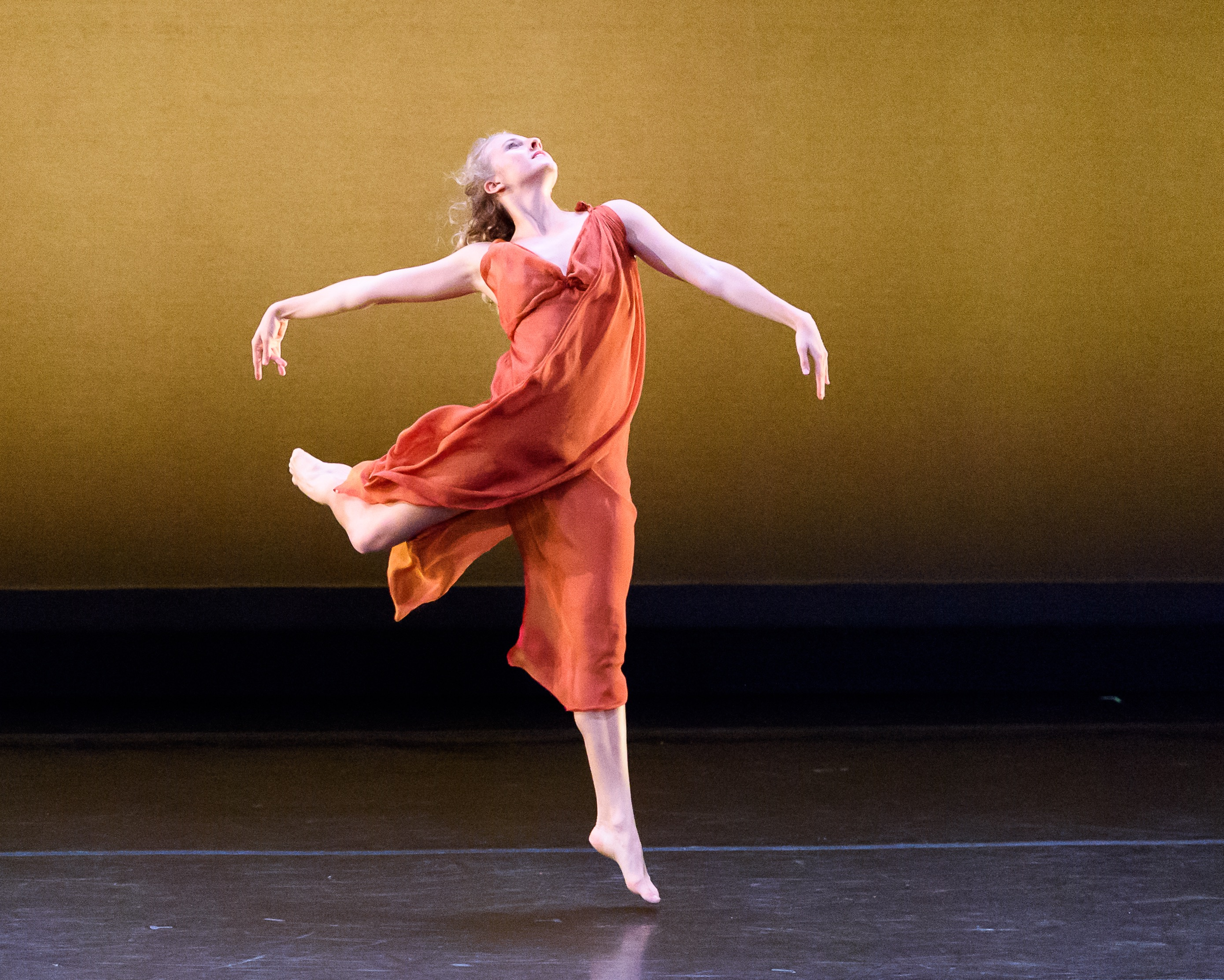 Photo courtesy of the Isadora Duncan Dance Foundation, Lori Belilove,  Artistic Director, New York, NY. www.isadoraduncan.org.