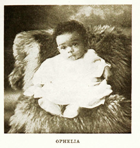 """Ophelia,"" from the October 1919 issue of The Crisis."