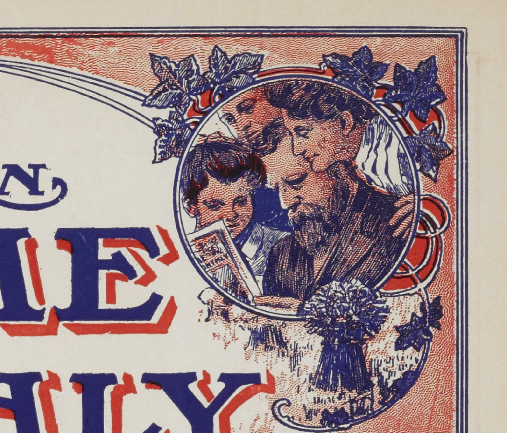 Cover detail, July 1908. On the cover, the magazine is still primarily men's privilege. Courtesy of Peel's Prairie Provinces (peel. library.ualberta.ca), a digital initiative of the University of Alberta Libraries.
