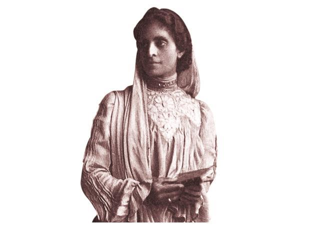 Cornelia Sorabji. Image courtesy Wikimedia Commons.