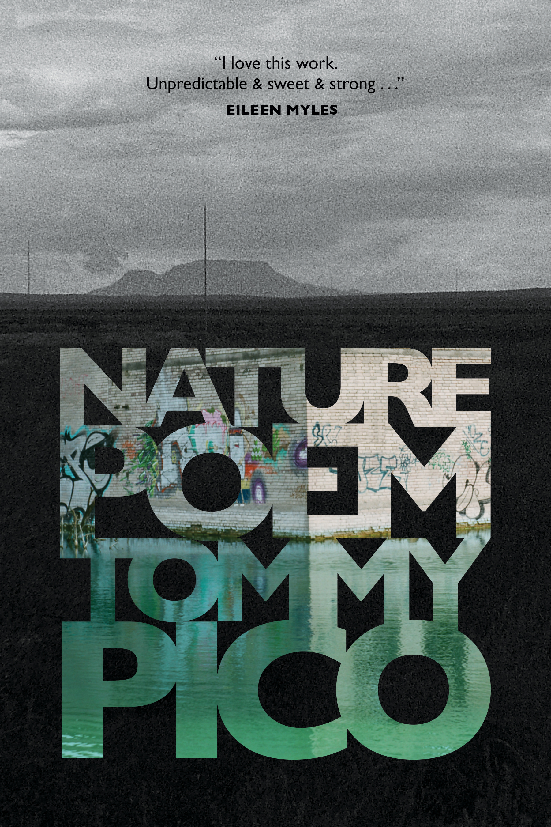Tommy Pico, Nature Poem (Tin House Books, 2017).