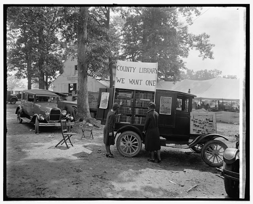 Rockville Fair, [Maryland], 1928.