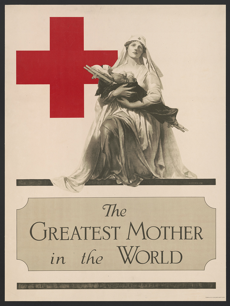 "A. E. Foringer, ""The Greatest Mother in the World"" (1917)"