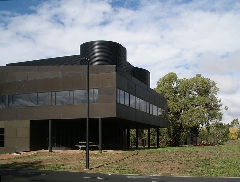Institute of Aboriginal Studies building, Canberra.