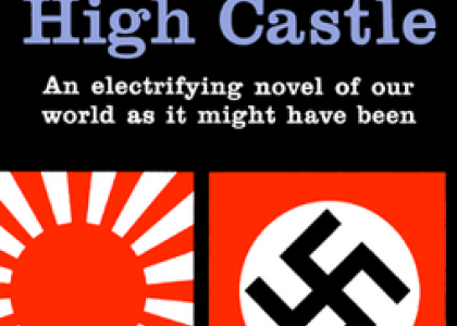 Cover for the first edition of The Man in the High Castle, (New York: G. P. Putnam's Sons, 1962).