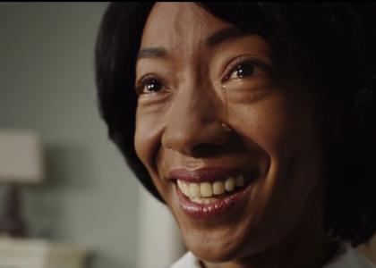 Betty Gabriel as Georgina in Get Out.